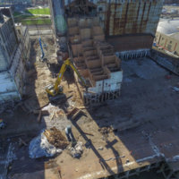 Centennial Mills Demolition 11