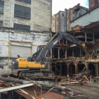 Centennial Mills Demolition 20