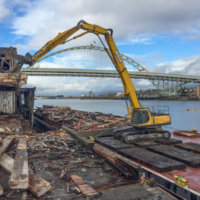 Centennial Mills Demolition 21