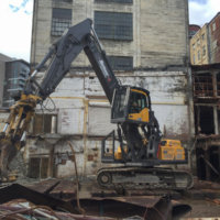 Centennial Mills Demolition 22