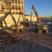 Centennial Mills Demolition 24