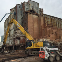Centennial Mills Demolition 25