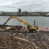 Centennial Mills Demolition 32