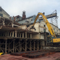 Centennial Mills Demolition 33