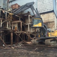 Centennial Mills Demolition 34