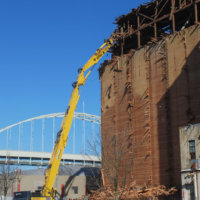 Centennial Mills Demolition 36