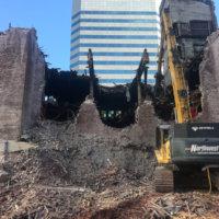 3rd & Taylor Demolition 07