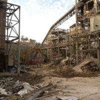 Cement Plant Demolition 03