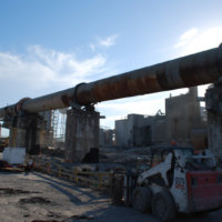 Cement Plant Demolition 05