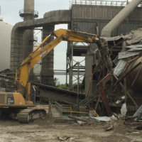 Cement Plant Demolition 15