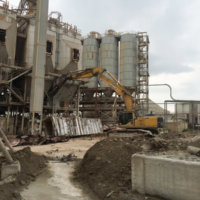 Cement Plant Demolition 17