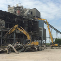 Cement Plant Demolition 21