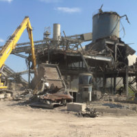 Cement Plant Demolition 22