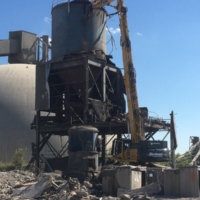 Cement Plant Demolition 24