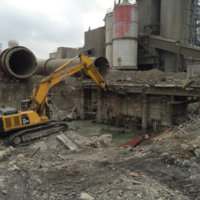 Cement Plant Demolition 27