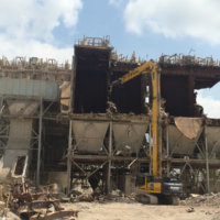 Cement Plant Demolition 28