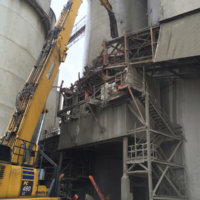 Cement Plant Demolition 33
