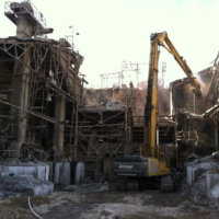 Cement Production Facility Demolition 09