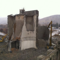 Cement Production Facility Demolition 10