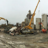 Cement Terminal Demolition 1 Header