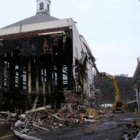 Chlor Alkali Evaporator Plant Demolition 04