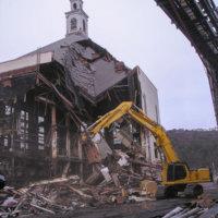 Chlor Alkali Evaporator Plant Demolition 05