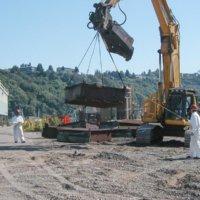 Chlor Alkali Evaporator Plant Demolition 13