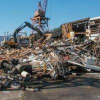 Chlor Alkali Evaporator Plant Demolition 14