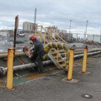 Chlor Alkali Evaporator Plant Demolition 20