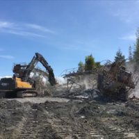 Dolomite Mine Decommissioning 26