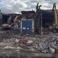 ESCO Foundry Demolition 04