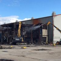 ESCO Foundry Demolition 06