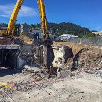 ESCO Foundry Demolition 08