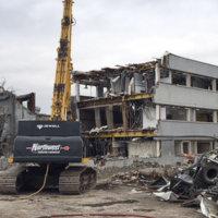 ESCO Foundry Demolition 14