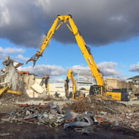 ESCO Foundry Demolition 16