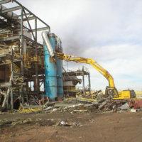 Enhanced Coal Processing Plant Demolition 4