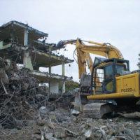Hilo Hospital Demolition 03