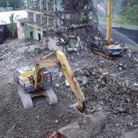 Hilo Hospital Demolition 04