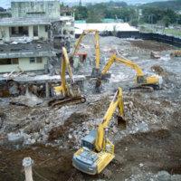 Hilo Hospital Demolition 05