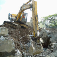 Hilo Hospital Demolition 07