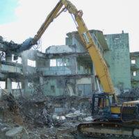 Hilo Hospital Demolition 08