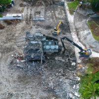 Keauhou Beach Hotel Demolition 04