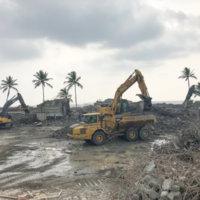Keauhou Beach Hotel Demolition 12