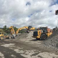 Keauhou Beach Hotel Demolition 18