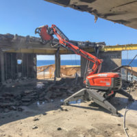 Keauhou Beach Hotel Demolition 19