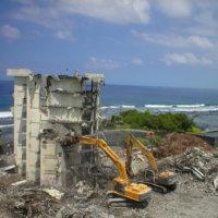 Kona Lagoon Hotel Demolition 02