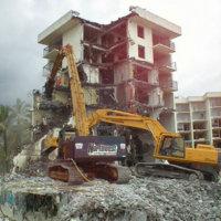 Kona Lagoon Hotel Demolition 03