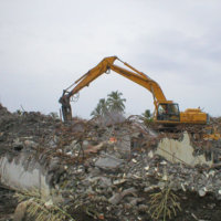 Kona Lagoon Hotel Demolition 05