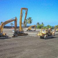 Kona Lagoon Hotel Demolition 06