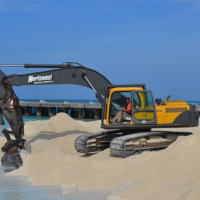 Midway Atoll Soil Remediation 10